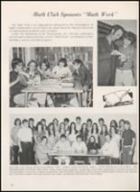 1974 Lamar High School Yearbook Page 34 & 35