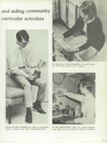 1967 North Central High School Yearbook Page 8 & 9