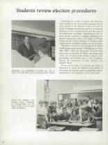 1967 North Central High School Yearbook Page 26 & 27