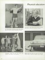 1967 North Central High School Yearbook Page 38 & 39