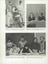 1967 North Central High School Yearbook Page 52 & 53