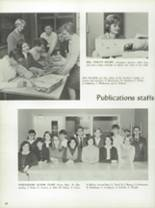 1967 North Central High School Yearbook Page 64 & 65