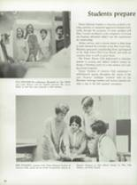 1967 North Central High School Yearbook Page 70 & 71