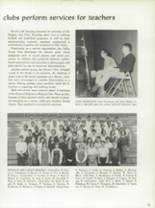 1967 North Central High School Yearbook Page 76 & 77