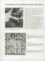 1967 North Central High School Yearbook Page 122 & 123