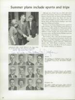 1967 North Central High School Yearbook Page 124 & 125