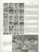 1967 North Central High School Yearbook Page 138 & 139