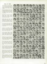 1967 North Central High School Yearbook Page 182 & 183