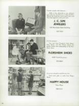 1967 North Central High School Yearbook Page 202 & 203