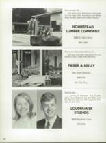 1967 North Central High School Yearbook Page 204 & 205