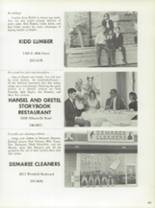 1967 North Central High School Yearbook Page 218 & 219