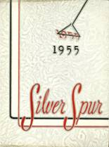 1955 Yearbook W.B. Ray High School