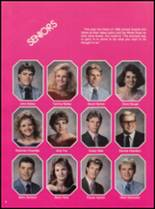1988 Texhoma High School Yearbook Page 12 & 13