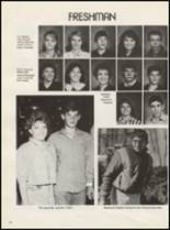 1988 Texhoma High School Yearbook Page 18 & 19