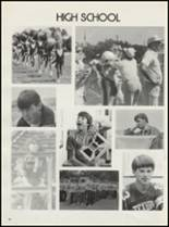 1988 Texhoma High School Yearbook Page 20 & 21