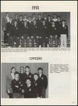 1988 Texhoma High School Yearbook Page 22 & 23