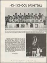 1988 Texhoma High School Yearbook Page 40 & 41