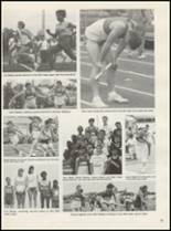 1988 Texhoma High School Yearbook Page 42 & 43