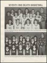 1988 Texhoma High School Yearbook Page 66 & 67