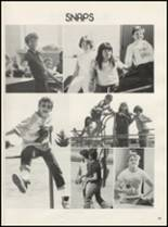 1988 Texhoma High School Yearbook Page 72 & 73