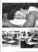 1988 Clyde High School Yearbook Page 10 & 11