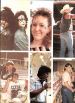 1988 Clyde High School Yearbook Page 12 & 13
