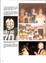 1988 Clyde High School Yearbook Page 16 & 17