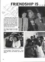 1988 Clyde High School Yearbook Page 18 & 19