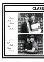 1988 Clyde High School Yearbook Page 30 & 31