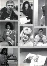 1988 Clyde High School Yearbook Page 34 & 35