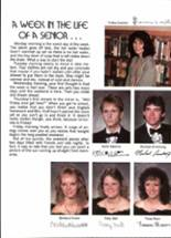1988 Clyde High School Yearbook Page 38 & 39