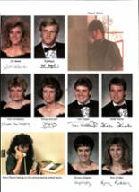 1988 Clyde High School Yearbook Page 40 & 41