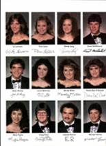1988 Clyde High School Yearbook Page 42 & 43