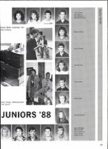 1988 Clyde High School Yearbook Page 50 & 51