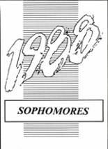 1988 Clyde High School Yearbook Page 52 & 53