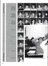 1988 Clyde High School Yearbook Page 56 & 57