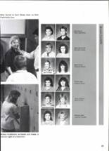 1988 Clyde High School Yearbook Page 60 & 61