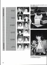 1988 Clyde High School Yearbook Page 64 & 65