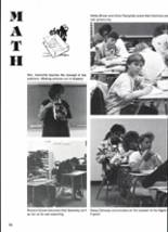 1988 Clyde High School Yearbook Page 68 & 69