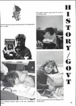 1988 Clyde High School Yearbook Page 70 & 71