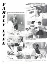 1988 Clyde High School Yearbook Page 72 & 73