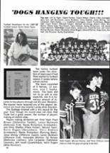 1988 Clyde High School Yearbook Page 76 & 77