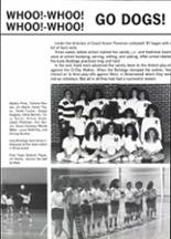 1988 Clyde High School Yearbook Page 80 & 81