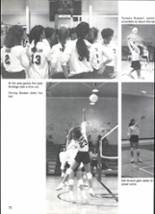 1988 Clyde High School Yearbook Page 82 & 83