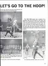 1988 Clyde High School Yearbook Page 84 & 85