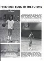 1988 Clyde High School Yearbook Page 86 & 87
