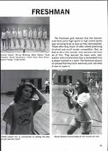 1988 Clyde High School Yearbook Page 90 & 91