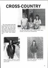 1988 Clyde High School Yearbook Page 92 & 93