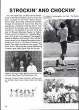 1988 Clyde High School Yearbook Page 96 & 97