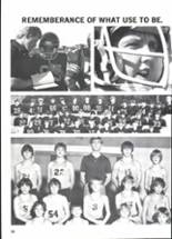 1988 Clyde High School Yearbook Page 98 & 99